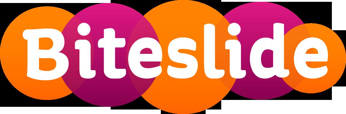 Biteslide large logo
